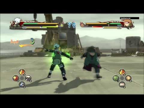 Naruto Shippuden: Ultimate Ninja Storm Revolution - Совместная игра (Players vs. Player) (Xbox 360)