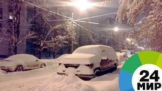 Мороз крепчает: в Якутии на термометрах минус 50 градусов - МИР 24