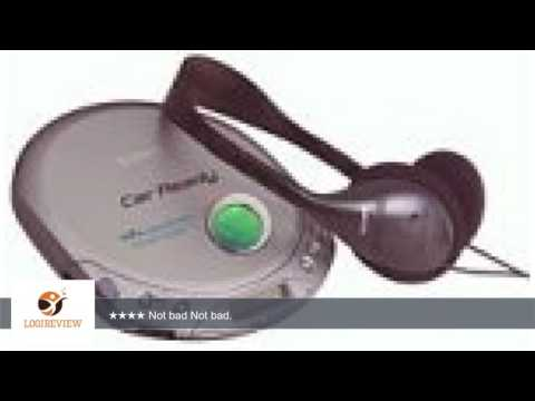 Sony D-E356CK Walkman CD Player with Car Kit | Review/Test