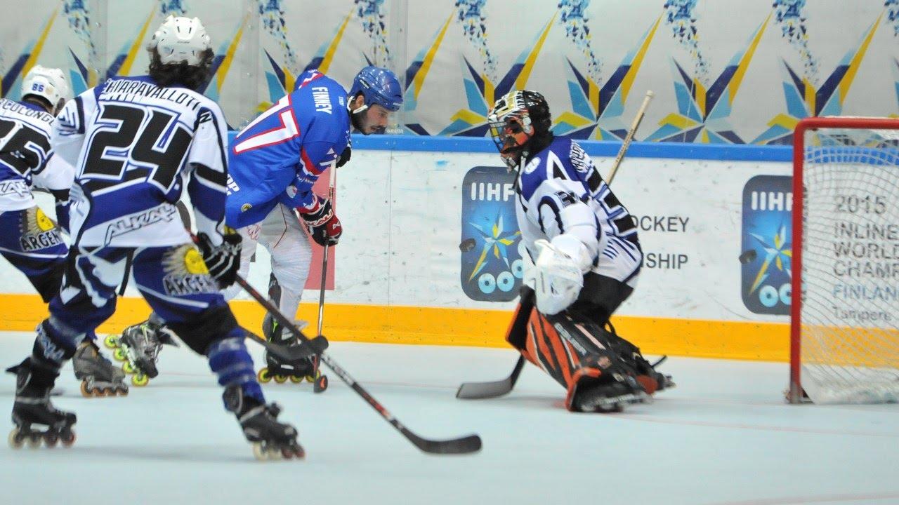 Ice hockey vs roller hockey essay