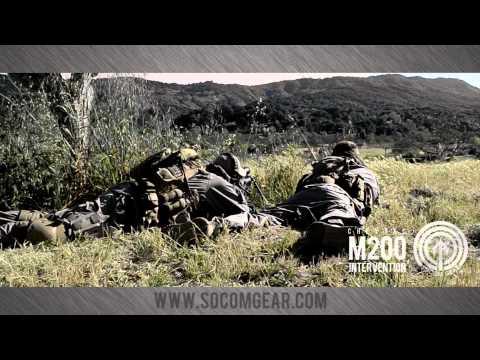 SOCOM GEAR -  Official Cheytac Licensed M200 Intervention Sniper Rifle