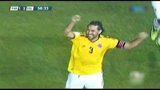 Paraguay 1 vs Colombia 2 - Todos los Goles - 15/Octubre/2013 - Eliminatorias Brasil 2014