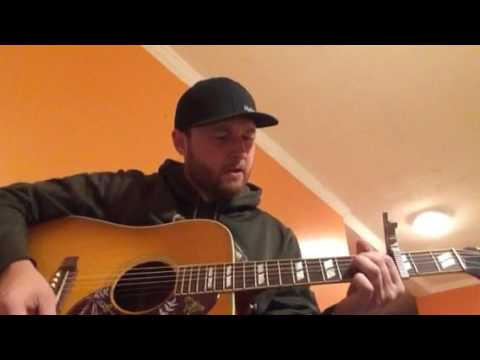 Saving Amy ~ Brantley Gilbert Cover