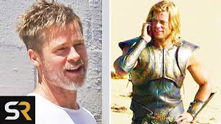 10 Behind The Scenes Facts About Brad Pitt