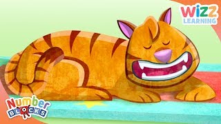 Phonics The Cat Sat On The Mat Alphablocks Learn To Read Wizz Learning