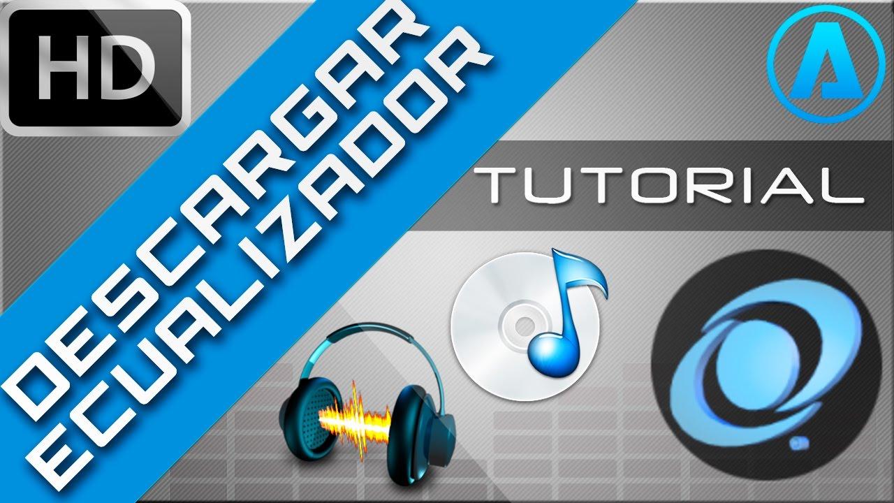 PC EQUALIZADOR DE AUDIO BAIXAR PARA