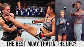 vajon a muay thai lefogy?