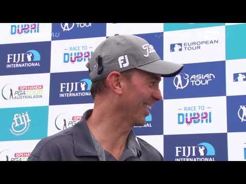 Jason Norris Press Interview after winning 2017 Fiji International