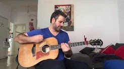 Easy (Lionel Richie/ The Commodores)- Acoustic Cover by Yoni