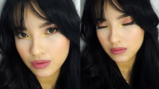 kylie jenner inspired makeup 🌻 | indonesia makeup tutorial