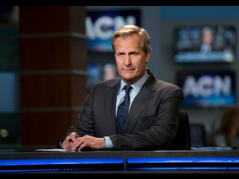 "The Newsroom Final Episode ""What Kind of Day Has it Been"" (S3E6)"