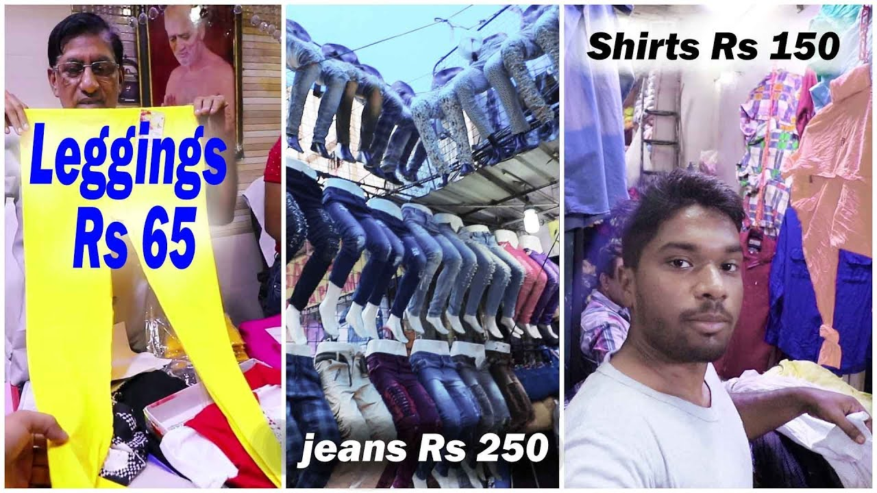 Wholesale Western Wear Distributors Gandhi Nagar Cheapest Wholesale Market Of Clothes Best Market For Business Purpose Vlog 15th
