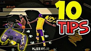 NBA 2k19 BEST PARK DEFENSE STRATEGY- 10 DEFENSIVE TIPS ULTIMATE BIG MAN DEFENSE TO WIN GAMES GLITCH