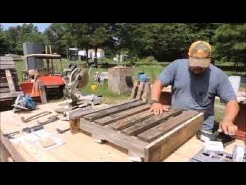 101 DIY pallet project videos
