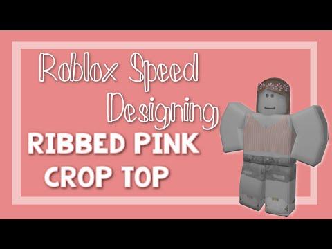 ea94d8cebf4 ROBLOX Speed Design: Pastel Rainbow Halter by Nadia Holt