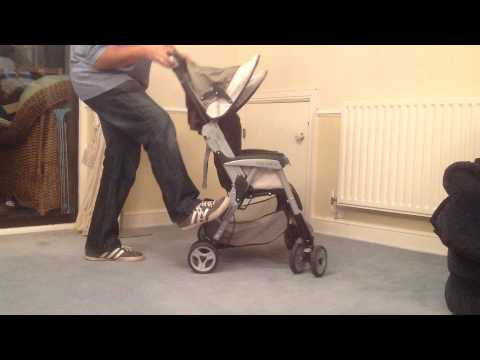 Demo of our Mamas and Papas Aria Twin Buggy