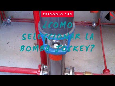 Como seleccionar la Bomba Jockey