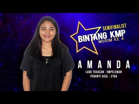 #BKMP4   Semifinalist   Amanda - Empeleman