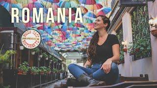 Exploring &amp Eating Vegan in Romania