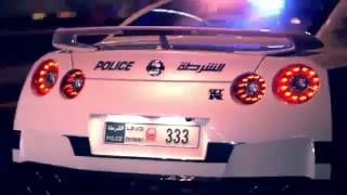 Dubai police cars | racing