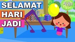 Alif & Mimi - Selamat Hari Jadi Lagu Kanak Kanak