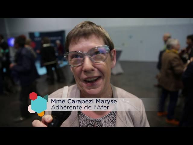 Soirée Afer Bordeaux - Interview des adhérents