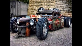 Hellbound Glory - Rusted Up Old Pickup Trucks
