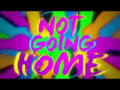 Con Bro Chill - Not Going Home (Lyric Video)