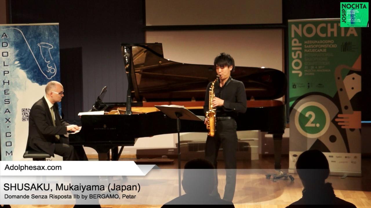 Domande senza risposta IIb by Petar Bergamo  – SHUSAKU, Mukaiyama (Japan)