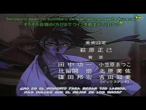 Ruronui Kenshin Ending 1 (Sub Espanol) + Link De Descarga [Samurai X] [HD]