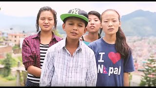 Lean on Me by the children of Nepal Orphans Home