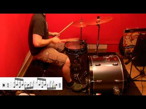 ★ Jungle / Funk drum beat ★ [ LESSON by Zack B ]