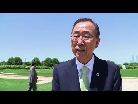 UN chief Ban Ki-moon offers mediation on Ukraine crisis