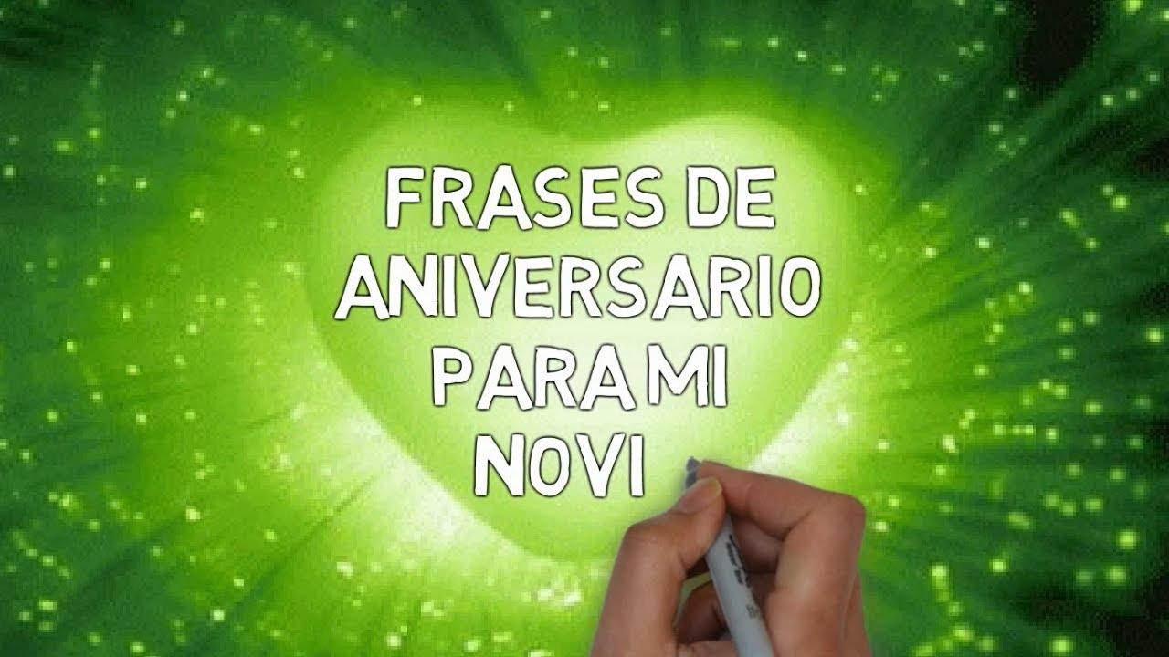 Frases De Aniversario Para Mi Novio Por Meses O Años Feliz Dia Mi Amor