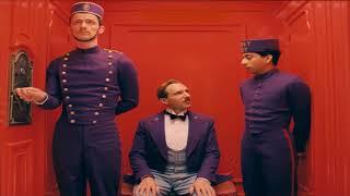 Отель Гранд Будапешт/Комедия/мелодрама - Хороший фильм!)