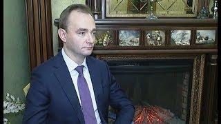 Интервью с Максимом Паршиным