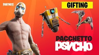 GIFTING NEW Fortnite X Borderlands SKIN AT 1500 SUBS / NEW Shield Bubble Fortnite Battle Royale LIVE
