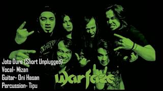 rare unplugged version joto dure warfaze