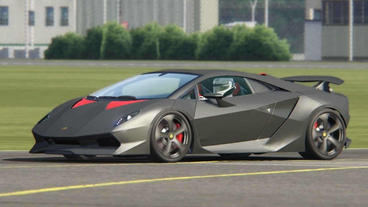 Lamborghini Sesto Elemento Top Gear Testing Youtube