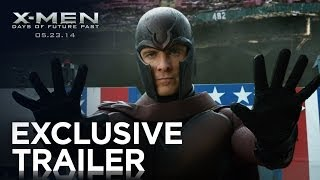 Repeat youtube video X-Men: Days of Future Past | Official Trailer 2 [HD] | 20th Century FOX