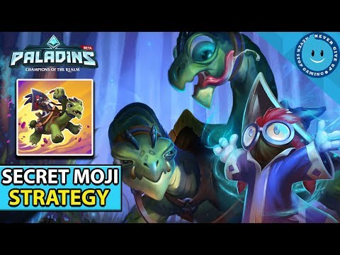 Paladins: Moji Build and Gameplay! - TOOT Legendary is WEIRDLY OP! (Viable in Competitive?)