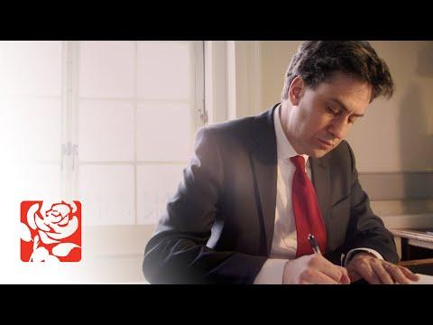 Ed Miliband: A Portrait