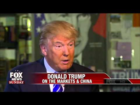 Trump denies he'd put 45 percent tariff on Chinese imports: 'I didn't say I was going to do it'