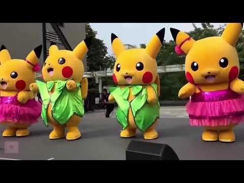 Bống Bống Bang Bang Pikachu Tấm Cám nhạc thiếu nhi sôi động