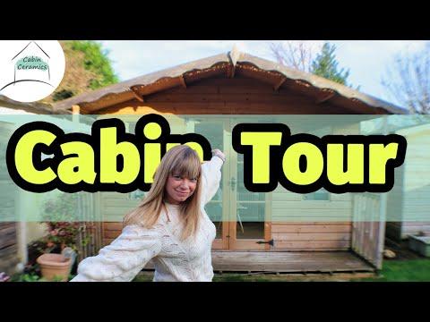 Pottery Cabin Studio Tour 2020