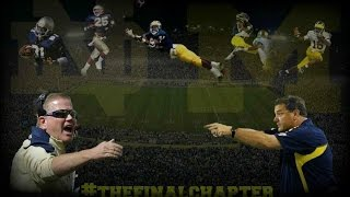 Michigan/NotreDame: The Final Chapter