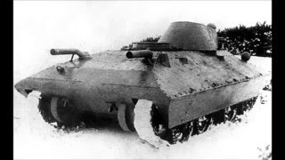 Soviet Light Tanks 1914 to 1945 - Российские танки(Russian Light Tanks 1914 to 1945 - Российские танки T-16 Prototype – http://commons.wikimedia.org/wiki/File:T-16_tank.jpg T-18 / MS-1 Light Tank ..., 2016-01-09T00:11:12.000Z)