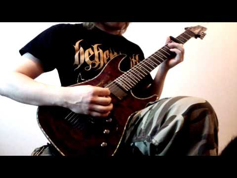 Behemoth - Ben Sahar GUITAR Cover