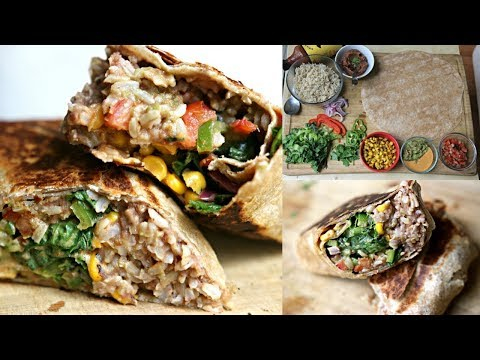Better Than Chipotle Burrito Recipe