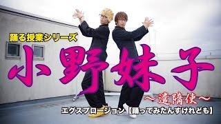 「小野妹子 -遣隋使-」 踊る授業シリーズ 【踊ってみたんすけれども】 エグスプロージョン